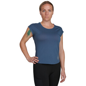 Ultimate Direction Nimbus Tee Women slate blue